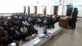 گزارش تصویری/ برگزاری کارگاه آموزشی احیای قلبی برای دانش آموزان در بوشهر
