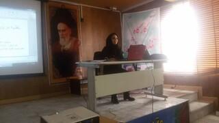 برگزاری کارگاه تغذیه ورزشی باحضور بیش از 50 شرکت کننده و کارمندان اداره ورزش و جوانان استان در شهر یاسوج