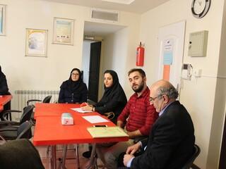 جلسه هماهنگی اعضای هیأت پزشکی ورزشی قزوین