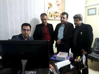 بازدید دکتر ملک محمدی از هیات پزشکی ورزشی خوزستان