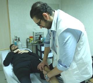 معاینات ملی پوشان اسکیت در فدراسیون پزشکی ورزشی