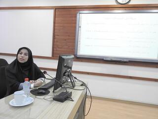 گزارش تصویری/ برگزاری کارگاه یک روزه دانش افزایی اصلاح الگوی تغذیه در اداره استاندارد بوشهر