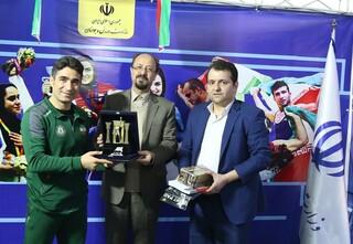 حضور دبیر فدراسیون پزشکی ورزشی در نمایشگاه ملی دستاوردهای 40 ساله انقلاب اسلامی