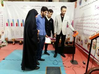 حضور هیات پزشکی ورزشی یزد در نمایشگاه دستاوردهای انقلاب