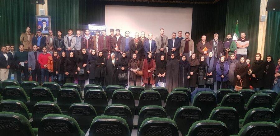 گزارش تصویری/سمینار آموزشی مدیران و موسسین اماکن ورزشی استان