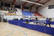 گزارش تصویری/ پوشش خدمات پزشکی  مسابقات کشوری قهرمانی تنیس روی میز تور ایرانی دختر نوجوانان و جوانان کشوری به میزبانی استان بوشهر