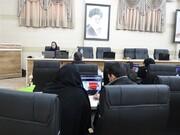 کارگاه آموزشی مسئولین کمیته خدمات درمانی