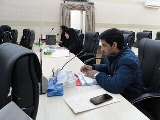 کارگاه آموزشی مسئولین کمیته خدمات درمانی-کرمان