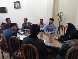 بازدید رییس هیات بوشهر از شهرستان دیلم