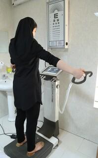 معاینه بانوان ملی پوش وزنه بردار در فدراسیون پزشکی ورزشی