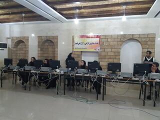 گزارش تصویری/ برگزاری کارگاه باز آموزی صدور آنلاین کارت در بوشهر
