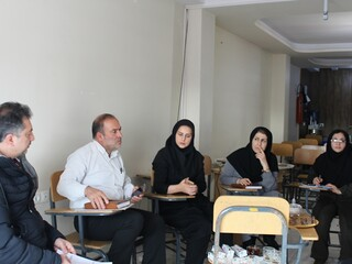 جلسه هماهنگی برگزاری همایش مکملهای ورزشی