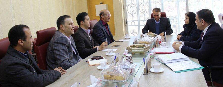انعقاد تفاهم نامه بین هیات پزشکی و نظام پزشکی اصفهان جهت سازمان دهی تداخلات ورزشی و درمانی