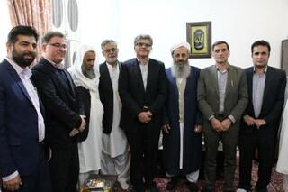 سفر استانی دکتر نوروزی به سیستات و بلوچستان