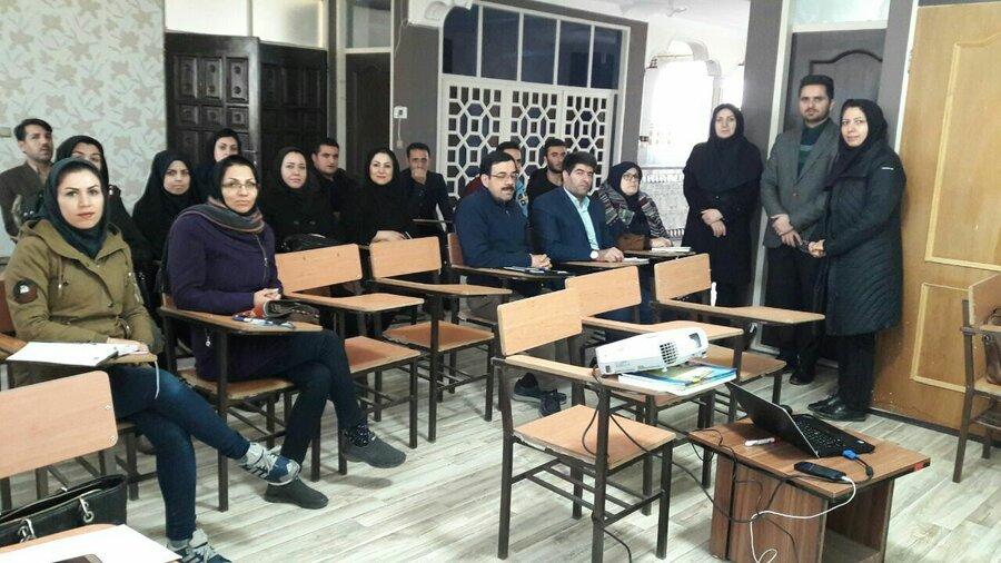 کارگاه مکمل های ورزشی در زنجان برگزار شد