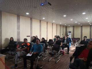 کارگاه آموزشی تغذیه  ورزشی  در استان خوزستان
