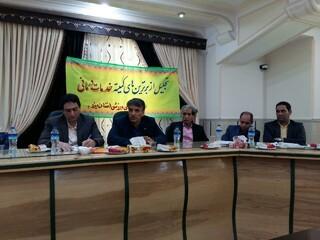 هیات پزشکی ورزشی یزد از برترین های کمیته خدمات درمانی شهرستان ها تجلیل کرد.