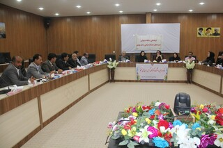 گزارش تصویری/ گردهمایی سالیانه کمیتههای خدمات درمانی ورزشکاران استان بوشهر