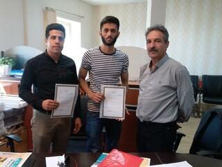 تقدیراز باشگاههای کرمان