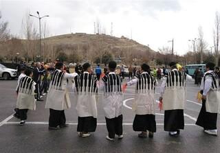 برگزاری طرح نوروزانه با ورزش در بوشهر