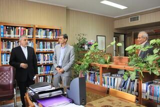 بازدید دکتر صالحی امیری از فدراسیون پزشکی ورزشی