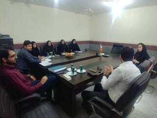اولین نشست کمیته روانشناسی  ورزشی در استان خوزستان