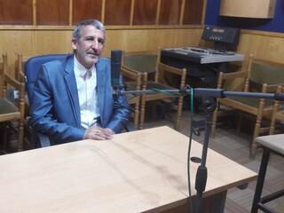 مصاحبه دکتر حیدریان در صدای ورزش