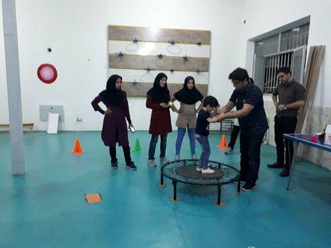 کارگاه آموزش مهارت های پایه کودکان