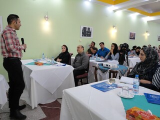 دوره آموزشی آشنایی با مکمل های ورزشی مجاز-کرمان