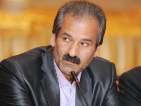 دکتر فرامرز شاهین - رئیس پزشکی ورزشی چهار محال وبختیاری