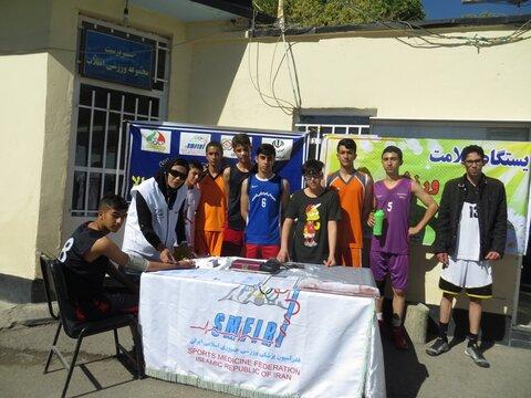 طرح سراسری ترویج ورزش برای پیشگیری از فشار خون بالا در استان چهار محال وبختیاری