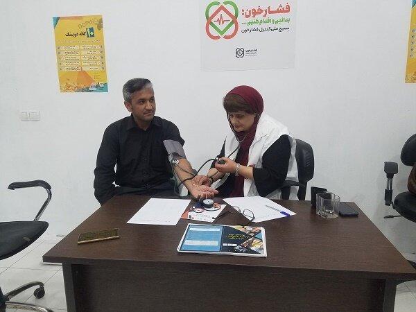 اجرای طرح سراسری ترویج ورزش برای پیشگیری از فشار خون در استان هرمزگان