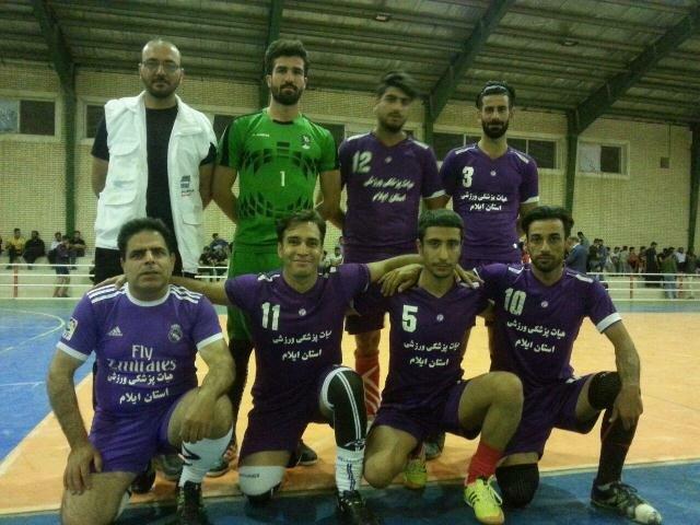 پوشش پزشکی ورزشی مسابقات جام رمضان