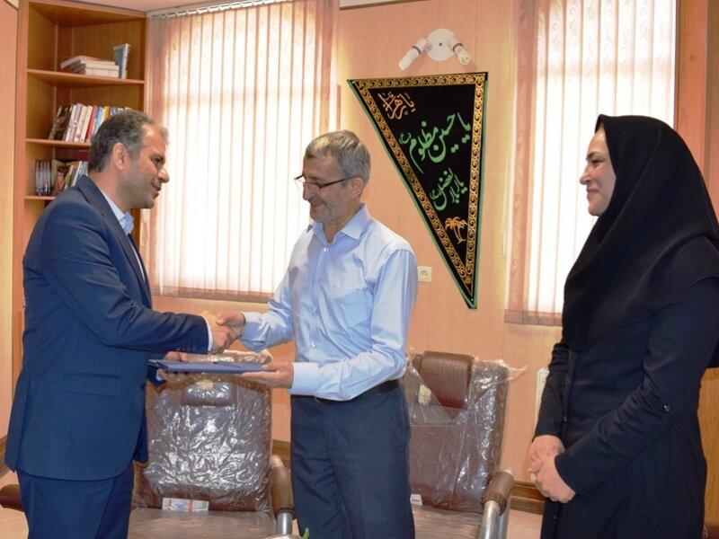 مسئول کمیته آموزش هیات پزشکی ورزشی سمنان منصوب شد