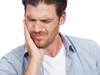 دندادن درد
