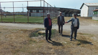 بازدید اسدپور از اداره کل ورزش و جوانان انزلی