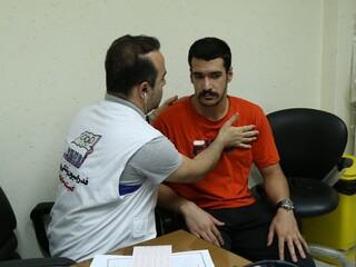تشکیل پرونده سلامت برای ملی پوشان واترپلو
