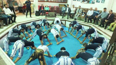 گزارش تصویری جشن گلریزان در گیلان