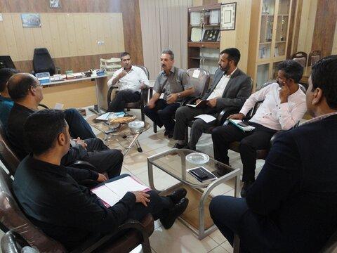 بررسی عملکرد پزشکی ورزشی بخش های شهرستان کرمان