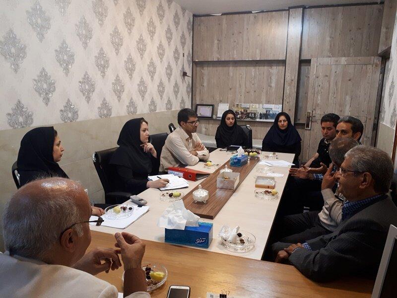 گزارش تصویری/اولین نشست هم اندیشی مسئولین کمیته های هیات پزشکی ورزشی استان مرکزی