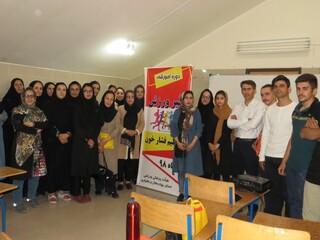 دوره آموزشی تاثیر ورزش بر تنظیم فشار خون - چهار محال وبختیاری