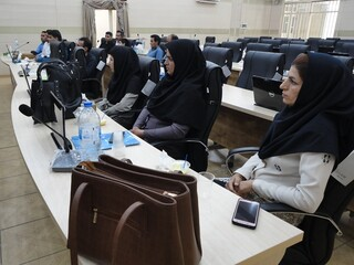 نشست سالیانه کمیته خدمات درمانی- کرمان