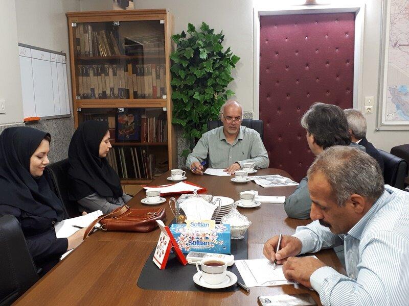 نشست هیات رئیسه هیات پزشکی استان مرکزی برگزار شد