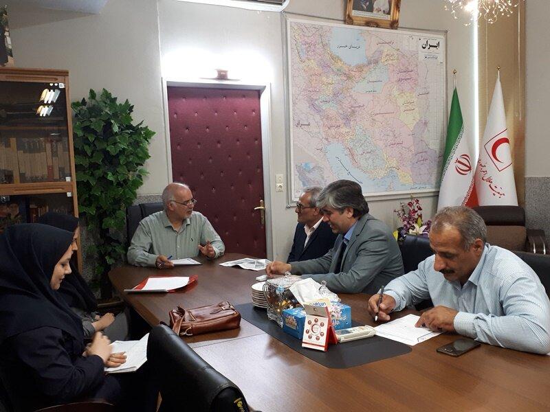 گزارش تصویری/دومین نشست هیات رئیسه هیات پزشکی استان مرکزی