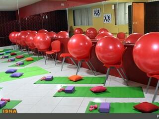 بادی بالانس انتخابی خوب برای شروع ورزش در بانوان بی تحرک بالا بیست سال