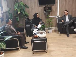 نشست هماهنگی هیات پزشکی ورزشی و اداره ورزش و جوانان مشهد برگزار شد
