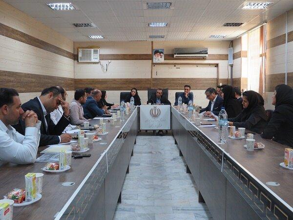 برگزاری نشست هم اندیشی برنامه ریزی و اجرای طرح ملی تابستانه باورزش