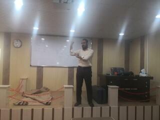 کارگاه آموزشی پزشکیاری ورزشی درخوزستان برگزار شد