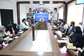 گزارش تصویری : کلاس پیش نیاز ماساژ ورزشی در محل هیات پزشکی ورزشی استان مازندران