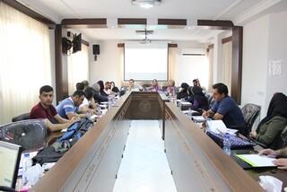 گزارش تصویری:سومین روز کلاس آموزشی پیش نیاز ماساژ ورزشی در هیات پزشکی ورزشی مازندران